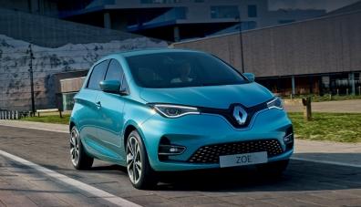 Renault модернизира eлектрокара Zoe
