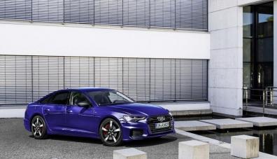 Седанът Audi A6 с пълно задвижване стана хибрид с 367 к.с.