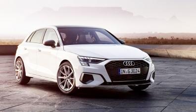 Новото поколение на Audi A3 хечбек получи версия на газ