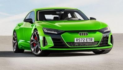 """Електрическите автомобили на Audi ще имат """"заредени"""" RS версии"""