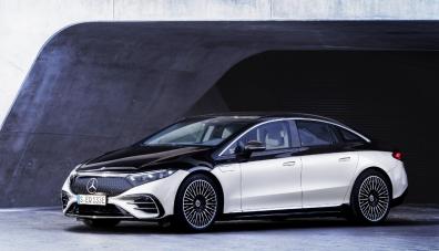 Mercedes-Benz EQS: 350 сензора, автопилот и запас от ход 770 км