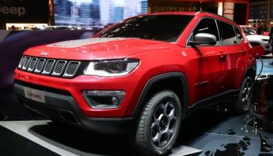Jeep донесе в Лас Вегас хибридните Compass, Renegade и Wrangler