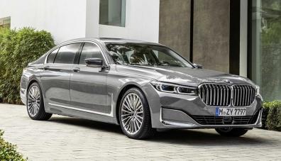 BMW започва производство на обновения седан 7-Series