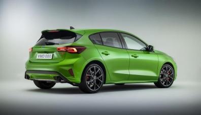 Обновеният Ford Focus се сдоби с нови силови установки