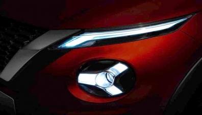Nissan показа първия тийзър на новия кросоувър Juke