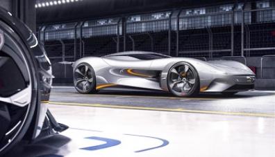 Jaguar измисли наименование за електрическия си спортен автомобил