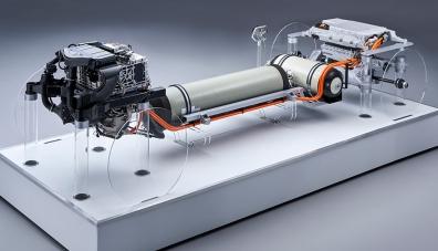 BMW ще тества нова водородна инсталация на кросоувър X5