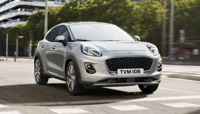 Хибридните Ford Fiesta и Puma: сега с автоматична трансмисия