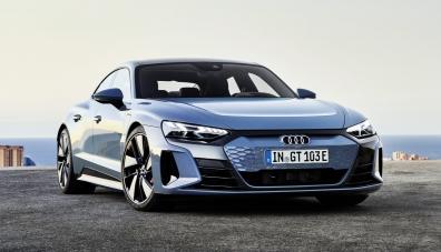 Audi представи електрическия суперседан e-tron GT