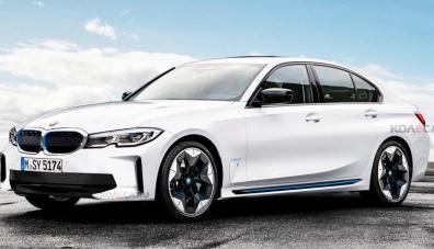 Новият BMW i3 ще стане седан