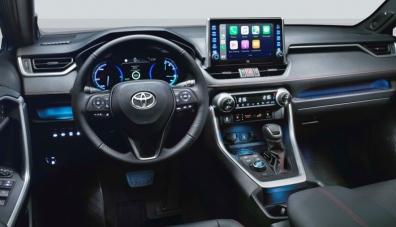 Toyota представи европейската версия на хибридния RAV4 Prime