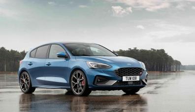 Ford пусна най-мощния Focus ST в историята