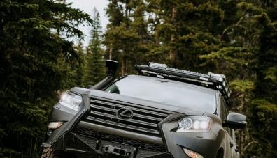 Lexus направи супервсъдеход за феновете си