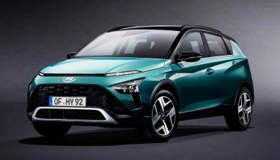 Hyundai представи бюджетния кросоувър Bayon