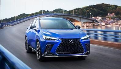 Новият Lexus NX 2021: сензори на волана, 280 к. с. и по-здрава конструкция
