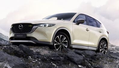 Mazda пуска нови модели