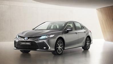 Toyota обнови седана Camry за Европа