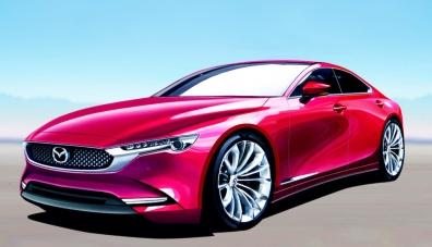 Новата Mazda6 ще дебютира през първата половина на 2022 година