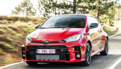 """В Европа започнаха продажбите на """"най-горещата"""" Toyota"""