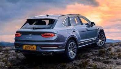 Първият електрически автомобил на Bentley ще бъде кросоувър