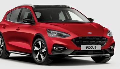 Вариацията Ford Focus Active X Vignale допълни моделната гама