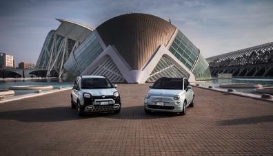 Хибридите Fiat 500 и Panda дадоха старт на електрификацията на марката