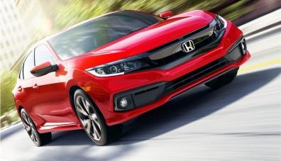 Компанията Honda показа новия седан Civic 2022