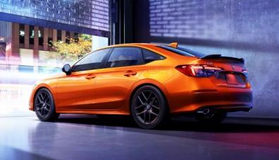 Новият Honda Civic получи версия с усъвършенстван 202-силен мотор