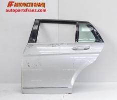 задна лява врата Mercedes C Class W204 2.2 CDI 204 конски сили