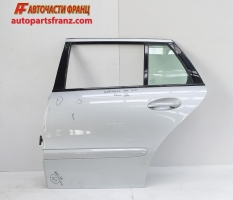 задна лява врата Mercedes E Class W211 комби 2.2 CDI 150 конски сили