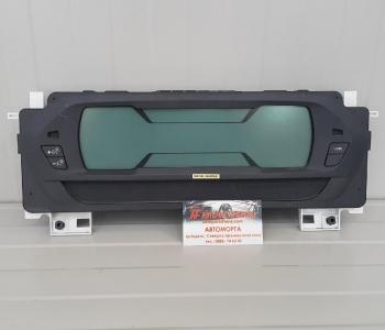 Километражно табло Citroen C4 Picasso II 2.0 HDI 150 конски сили 9808512780-00