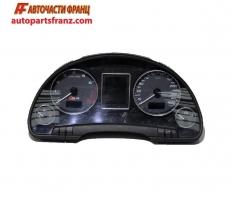 Километражно табло Audi S4 4.2 V8 бензин 344 конски сили 1036901830