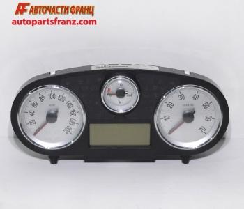 километражно табло Lancia Ypsilon 1.2 бензин 69 конски сили 51786249