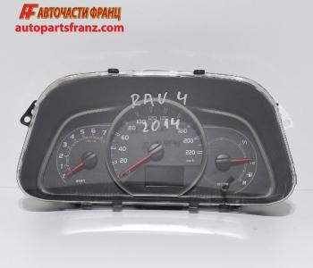 километражно табло Toyota Rav4 2.0 D-4D 143 конски сили 83800-42K51
