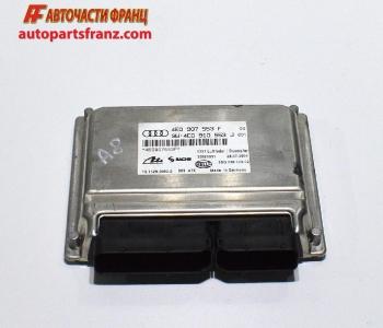 модул управление въздушно окачване Audi A8 4.0 TDI 275 конски сили 4E0907553F