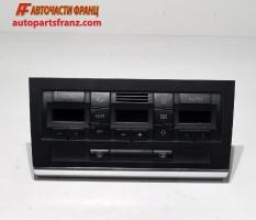 панел климатроник  Audi A4 2.0 TDI 140 конски сили 8E0820043AJ
