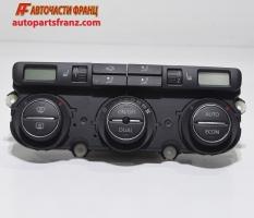 панел управление климатроник  VW Passat VI 2.0 TDI 140 конски сили