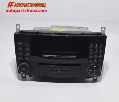 радио и cd за Mercedes Benz A Class / Мерцедес Бенц А Класа, W169  2004-2013 г.