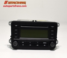 радио cd VW Golf 5 2.0 TDI 140 конски сили 1K0035186G