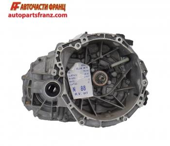 Ръчна скоростна кутия Renault Megane III 1.9 DCI