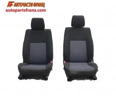 Седалки Fiat Sedici 1.6i 16V 107 конски сили
