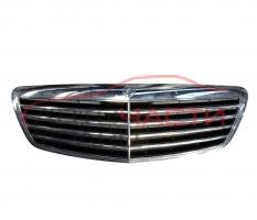 Декоративна решетка Mercedes S class W221 3.0 CDI 235 конски сили 2218800083