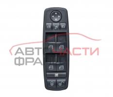 Панел бутони стъкло Mercedes A Class W169 1.7 i 115 конски сили A1698206710