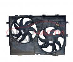 Перка охлаждане воден радиатор Citroen Jumper 3.0 HDI 157 конски сили