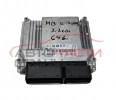 Компютър запалване Mercedes C class W203 2.2 CDI 150 конски сили A6461503479