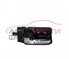 Задна лява дръжка вътрешна Toyota Avensis 2.2 D-4D 150 конски сили