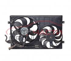 Перки охлажане воден радиатор VW Polo 1.4 16V 100 конски сили 6Q0 121 207F
