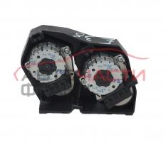 Моторчета клапи климатик парно BMW E38 4.4 бензин 286 конски сили.