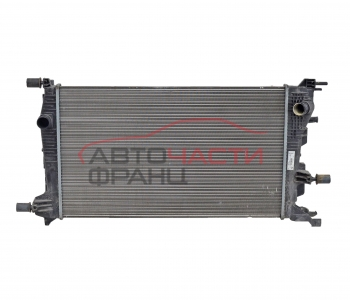 Воден радиатор Renault Megane III 1.5 DCI 110 конски сили
