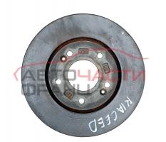 Преден спирачен диск Kia Ceed 1.6 16V 126 конски сили